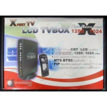 Внешний TV tuner KWorld V-Stream Xpert TV LCD TV BOX VS-TV1531R (Бийск)
