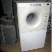 Компьютерная акустика Microlab 5.1 X4 (210 ватт) в Бийске, акустическая система для компьютера Microlab 5.1 X4 (Бийск)