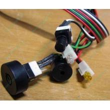 Светодиоды в Бийске, кнопки и динамик (с кабелями и разъемами) для корпуса Chieftec (Бийск)