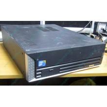 Лежачий четырехядерный компьютер Intel Core 2 Quad Q8400 (4x2.66GHz) /2Gb DDR3 /250Gb /ATX 250W Slim Desktop (Бийск)