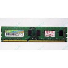 НЕРАБОЧАЯ память 4Gb DDR3 SP (Silicon Power) SP004BLTU133V02 1333MHz pc3-10600 (Бийск)