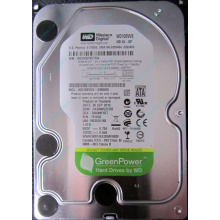 Б/У жёсткий диск 1Tb Western Digital WD10EVVS Green (WD AV-GP 1000 GB) 5400 rpm SATA (Бийск)