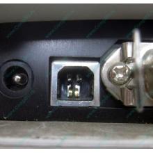 Термопринтер Zebra TLP 2844 (выломан USB разъём в Бийске, COM и LPT на месте; без БП!) - Бийск