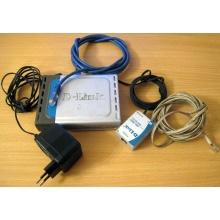 ADSL 2+ модем-роутер D-link DSL-500T (Бийск)