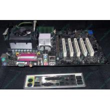 Материнская плата Intel D845PEBT2 (FireWire) с процессором Intel Pentium-4 2.4GHz s.478 и памятью 512Mb DDR1 Б/У (Бийск)