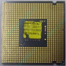 Процессор Intel Celeron D 326 (2.53GHz /256kb /533MHz) SL98U s.775 (Бийск)