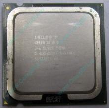 Процессор Intel Celeron D 346 (3.06GHz /256kb /533MHz) SL9BR s.775 (Бийск)