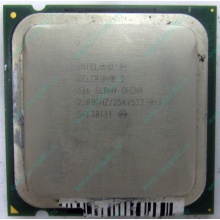 Процессор Intel Celeron D 336 (2.8GHz /256kb /533MHz) SL8H9 s.775 (Бийск)